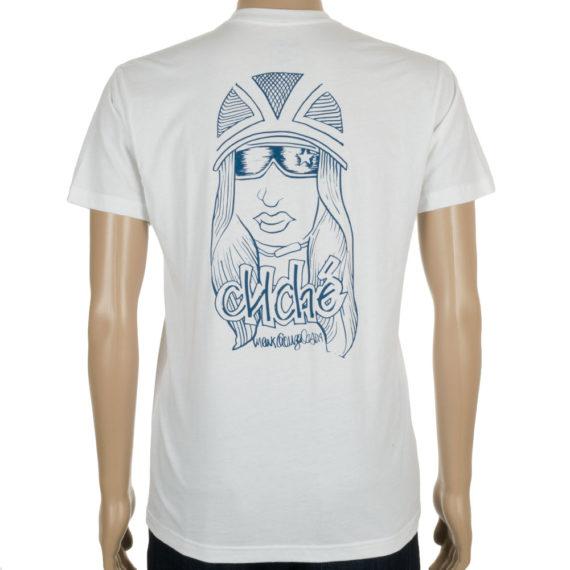 Cliche Gonz T-Shirt White