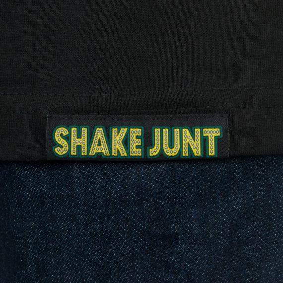 Shake Junt T-Shirt B*tch Be Gone Black