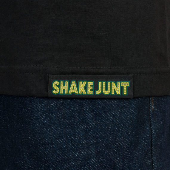 Shake Junt T-Shirt Get Buck Black