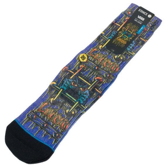 Stance Legends Socks John Lucero Sock Purple