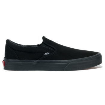 Vans Shoes Slip On Black