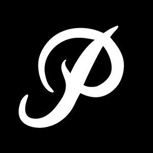 primitive apparel p logo