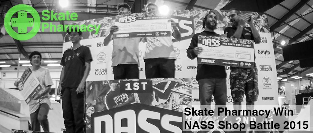 NASS Shop Battle - Skate Pharm Win