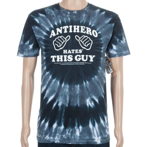 Anti Hero Hates This Guy T-Shirt Tie Dye