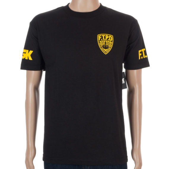 DGK Skateboards T-Shirt FTPD Black