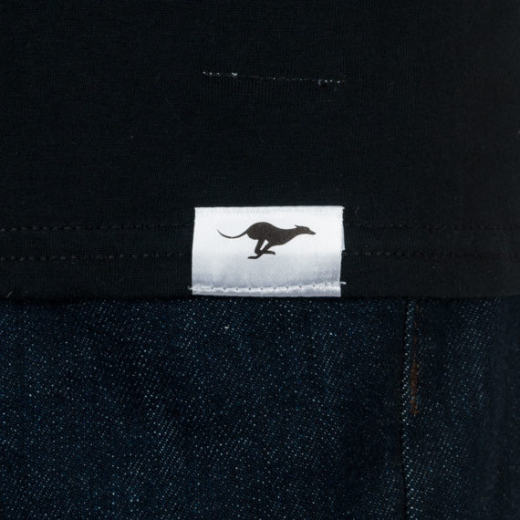Fast Wheels Long Sleeve T-Shirt Black