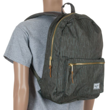 Herschel Settlement Backpack Raindrop Camo