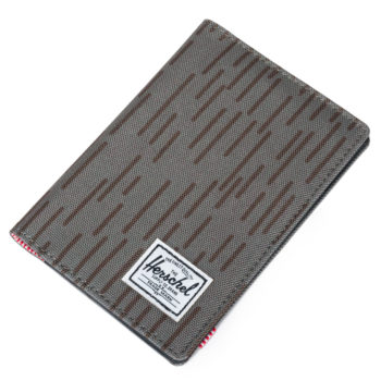 Herschel Raynor Passport Holder Raindrop Camo