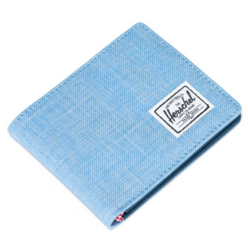 Herschel Roy Wallet Chambray Navy