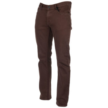 Matix MJ Gripper Jeans Black Coffee Brown