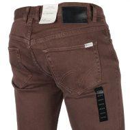 Matix MJ Gripper Jeans Black Coffee Brown