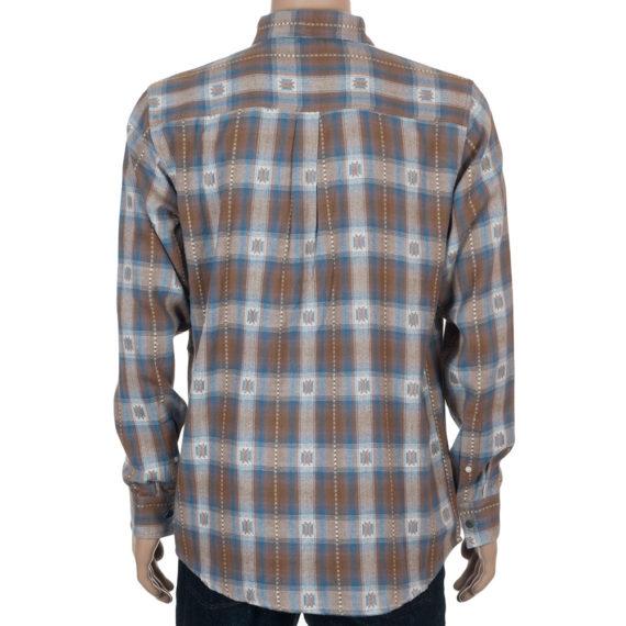 Matix Mayhill Flannel Shirt Khaki