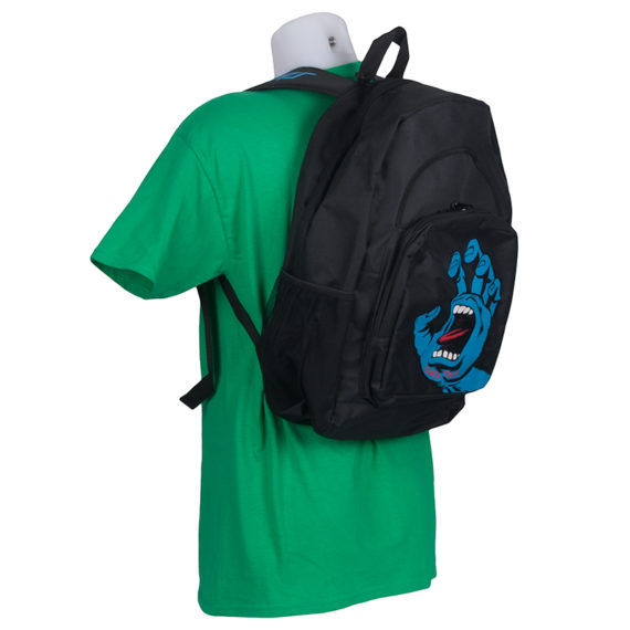 Santa Cruz Backpack Screaming Hand Bag