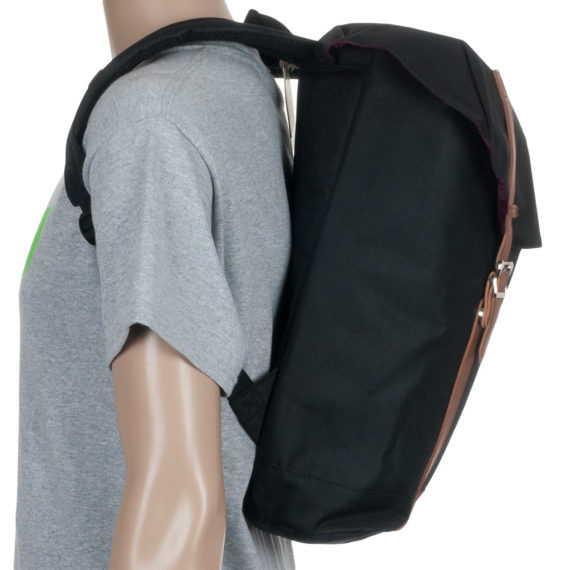 Spiral Hampton Classic Backpack Black