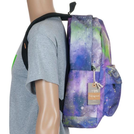 Spiral OG Backpack Galaxy Luna