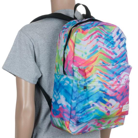 Spiral OG Backpack Tie Dye Trance