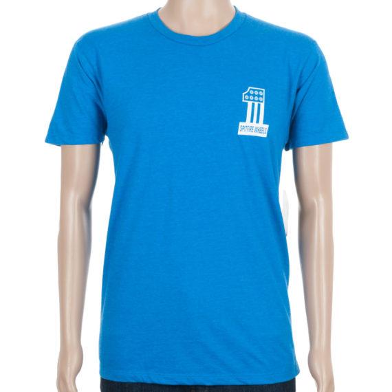 Spitfire Lil #1 T-Shirt Royal Blue