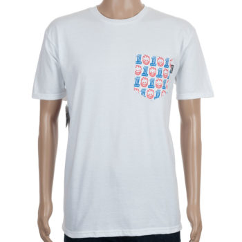 Spitfire Heritage Pocket T-Shirt White