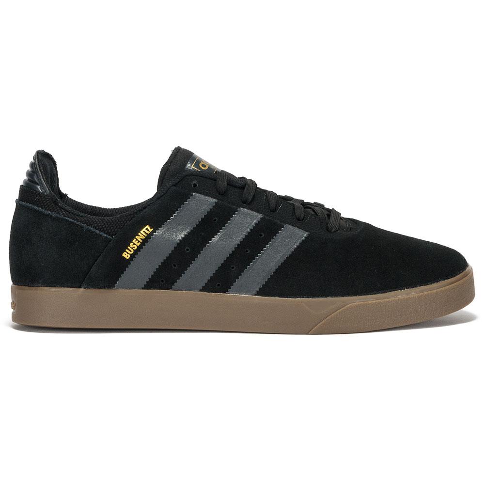 Busenitz Adv Black Suede Skate Shoes