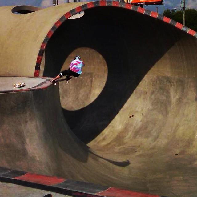 Dave Allen - Crail - Skate Pharm Team Rider