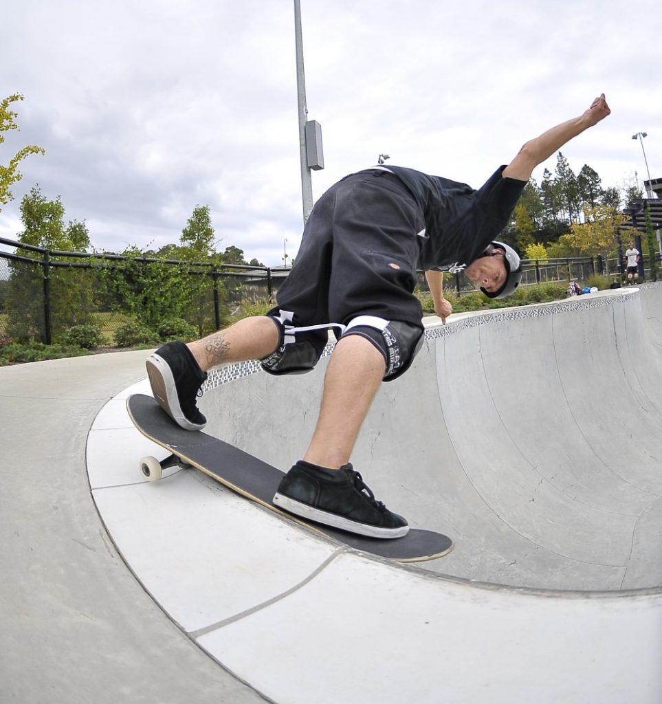 Dave Allen - Back Smith - Skate Pharm Team Rider