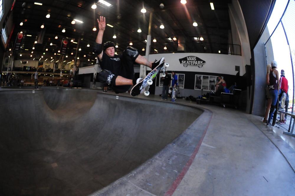 Dave Allen - Ollie - Skate Pharm Team Rider