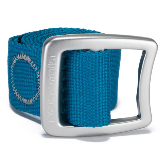 Patagonia Tech Web Belt Underwater Blue