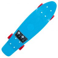 Penny Cruisers Complete Set Up 22″ Cyan Red