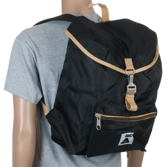 Poler Stuff Field Bag Black