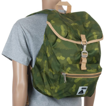 Poler Stuff Field Bag Camo Green