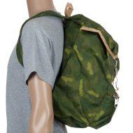 Poler Stuff Field Bag Camo Green