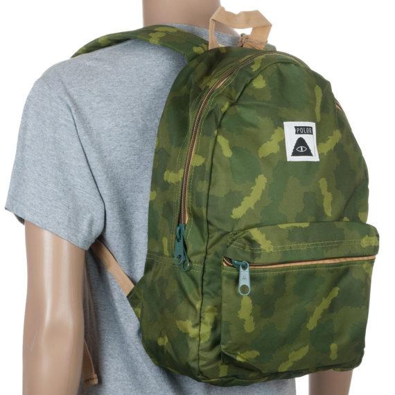 Poler Stuff Rambler Bag Camo Green