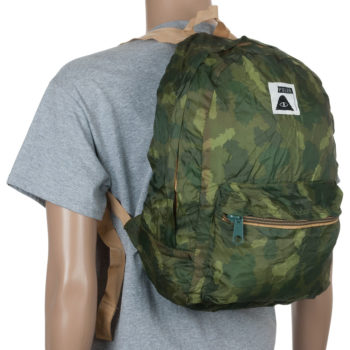 Poler Stuff Stuffable Bag Camo Green