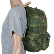 Poler Stuff Stuffable Bag Camo Green