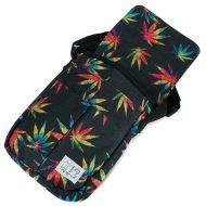 Spiral Stanford Flight Bag Tie Dye Grass