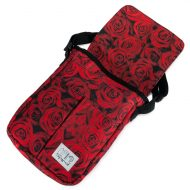Spiral Stanford Flight Bag Red Roses