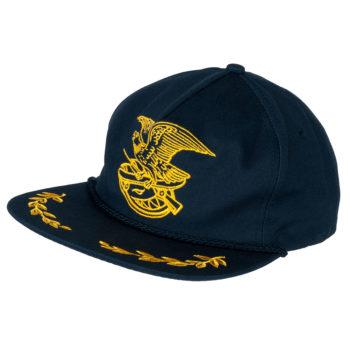 Spitfire Card Member Snapback Cap Navy