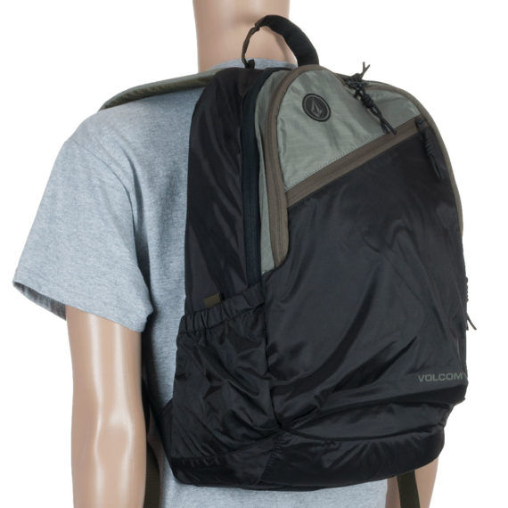 Volcom Subsrate Backpack Black