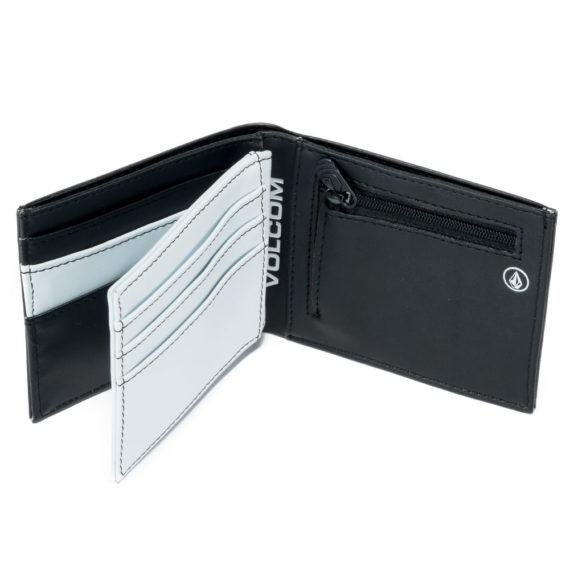 Volcom Corps Wallet S Black