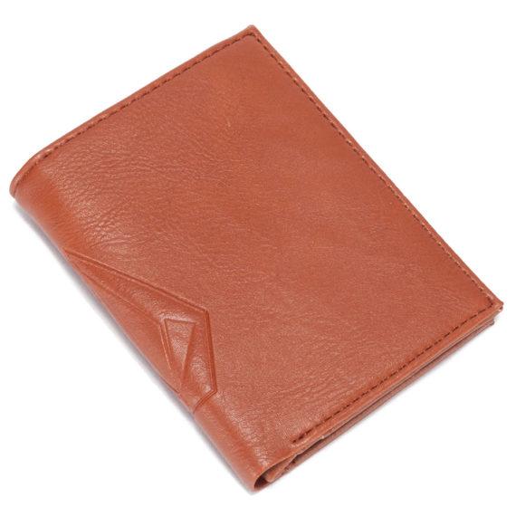 Volcom Stone II Wallet Rust