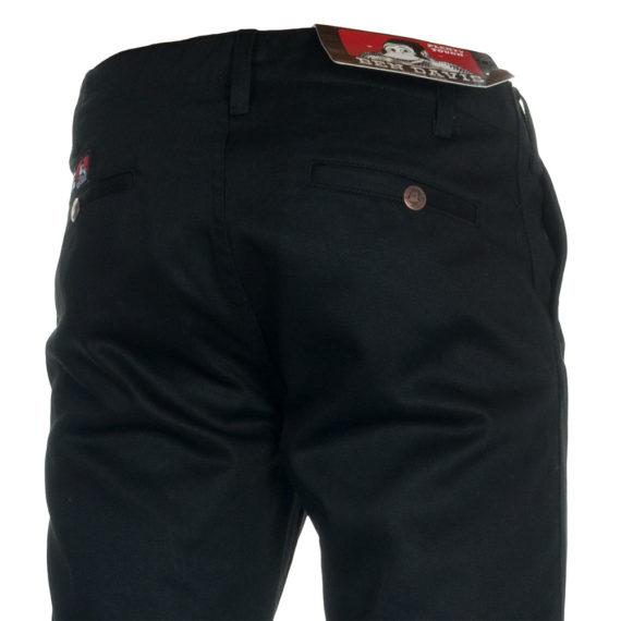 DC x Ben Davis Straight Pants Black