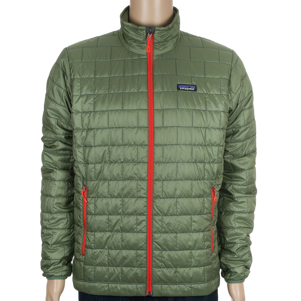 Patagonia Nano Puff Jacket Camp Green At Skate Pharm