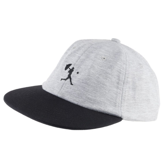 Helas Caps Baller 6 Panel Hat Grey