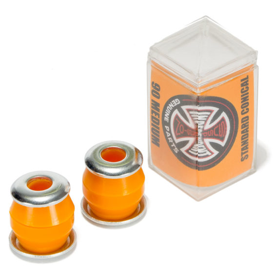 Independent Conical Bushings Medium 90 Orange