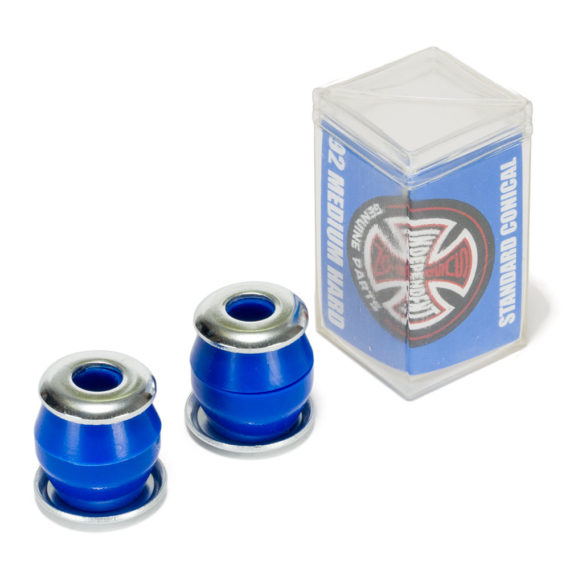 Independent Conical Bushings Medium 92 Blue