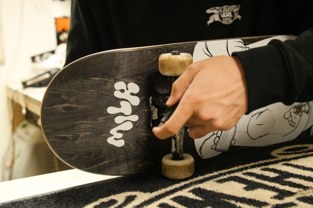Milk Skateboards Moloko - Skate Pharm Product Test