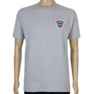 Independent Lance Mountain Shield T-Shirt Grey Side Front
