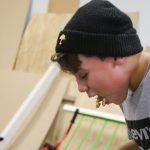 mince pie olympics - Skate Pharm