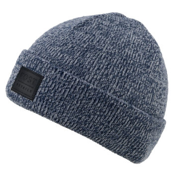 Post Details Almost Dead Beanie Heather Blue