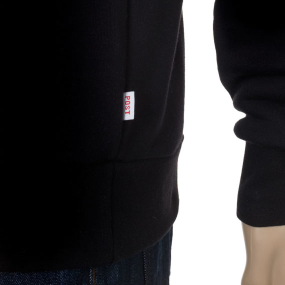 Post Details Almost Dead Crew Sweatshirt Logo Black
